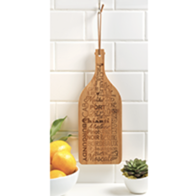 156 - Bottle Shape Cutting Board