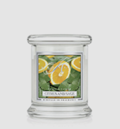 304 - Citrus & Sage 4.5 oz Candle