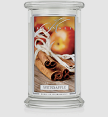 313 - Spiced Apple 22 oz Candle