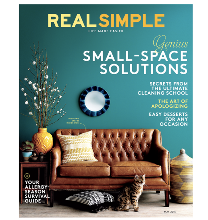 8510 - Real Simple Magazine Subscription Voucher