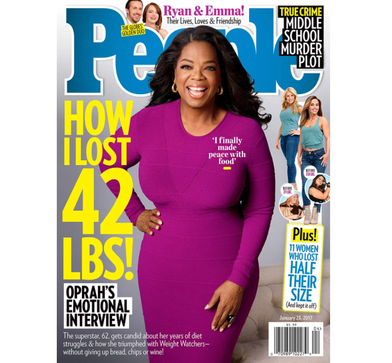 8510 People Magazine Subscription Voucher