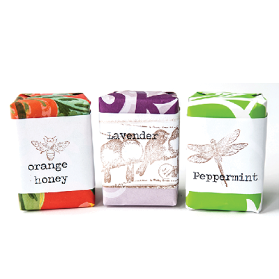 6130 - Botanical Soap 3-Pack